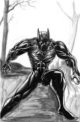 Blackpanther Stance