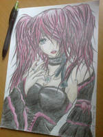 Gothic Lolita (Finished) by RSTFrame1595