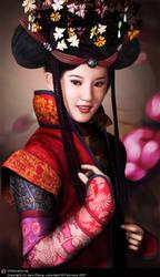 Flower Messenger by JackZhang