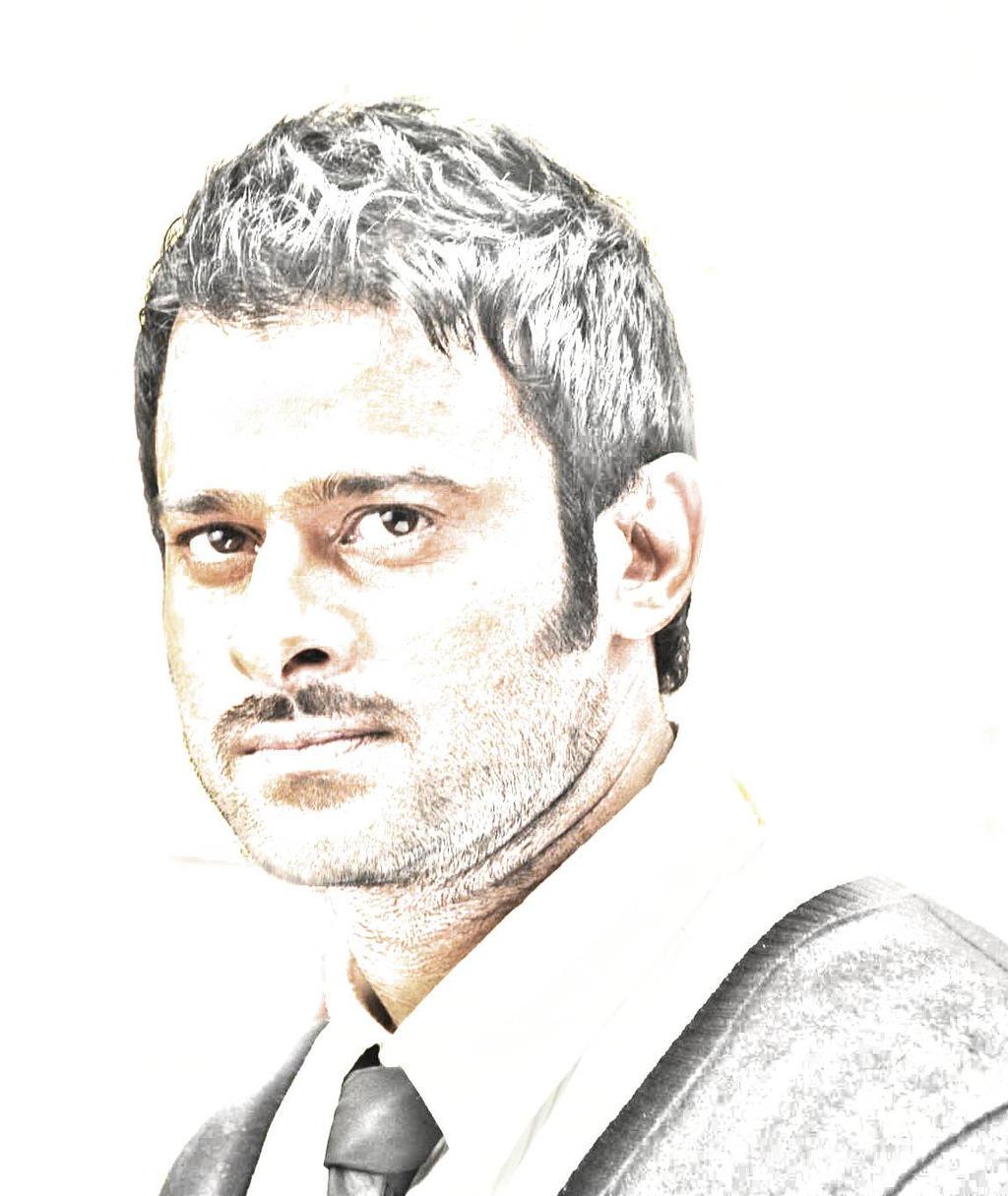 Prabhas Pencil Sketch Foto 4 By Sumanth0019 On DeviantArt