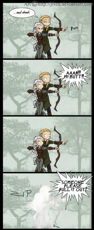 Chibi Tolkien Comic 04