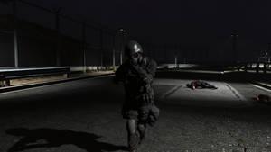 Resident Evil 2: Remake Hunk In GTA 5!!!