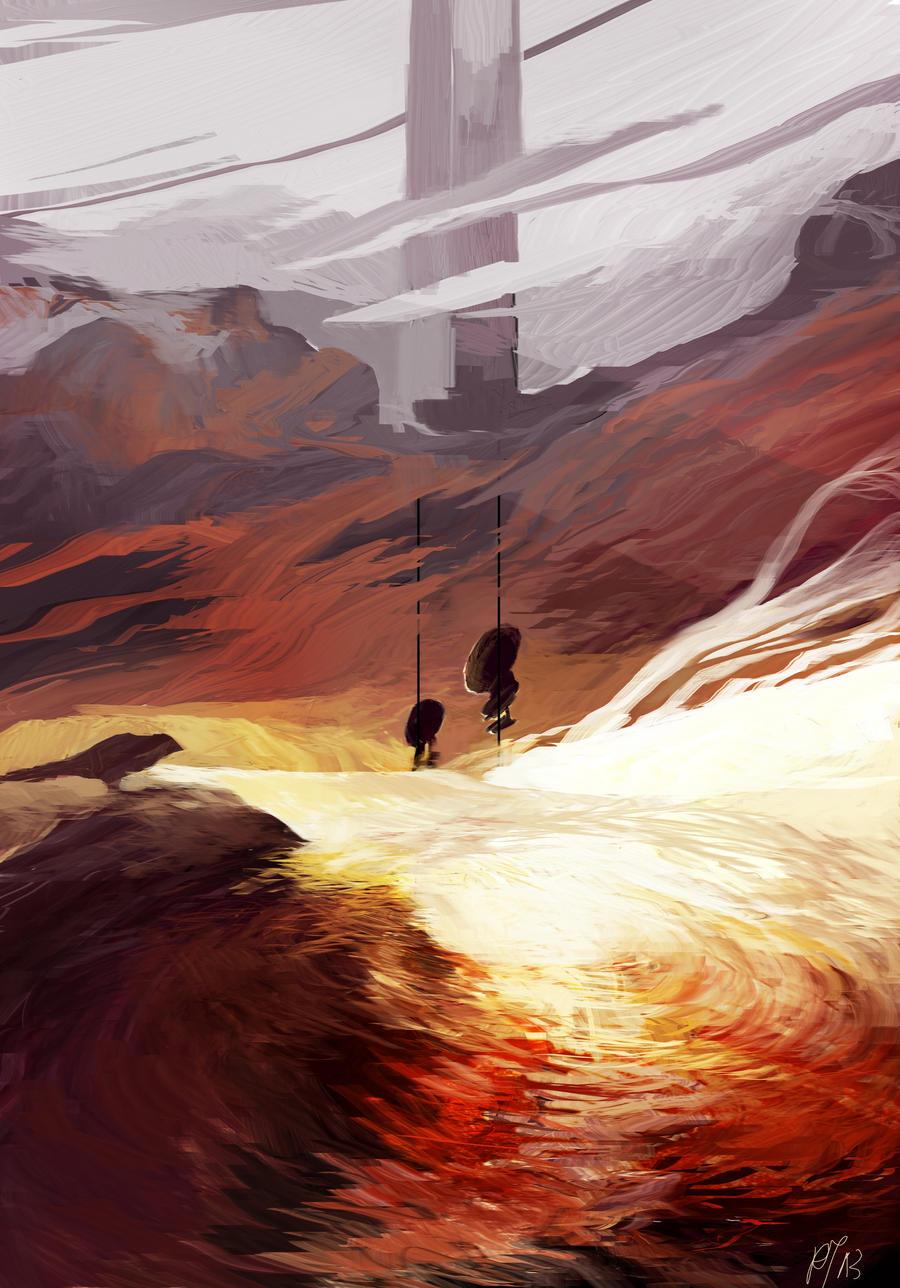 death valley by pawelshogun