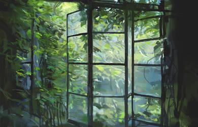 forest, swidermajer by pawelshogun