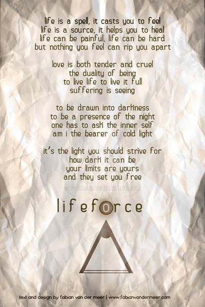 Lifeforce by fvdm666
