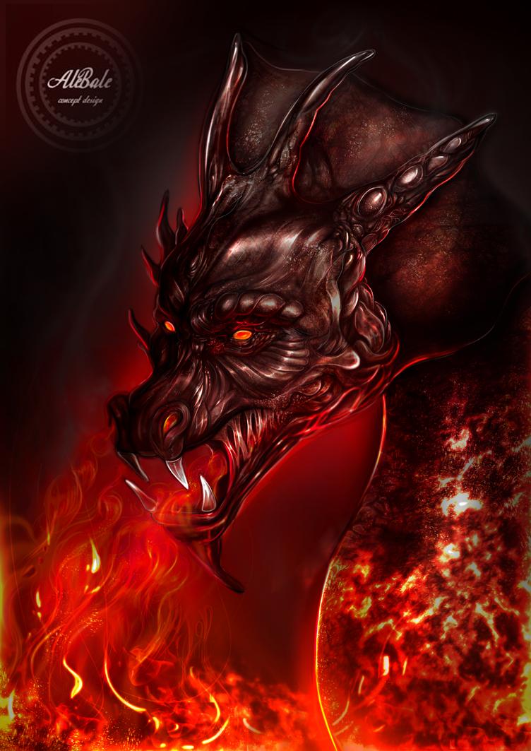 Dragon Fantasy by dividedmind