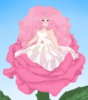 Rose quartz by lee-fonseca