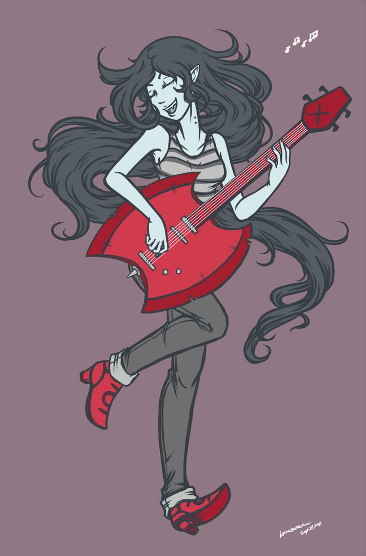 Marceline by Lunasumerin