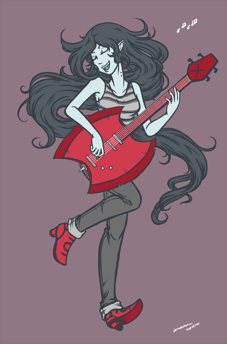 Marceline by Lunasumerin
