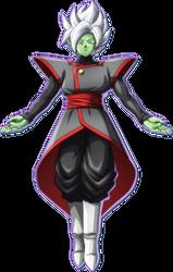 Dragon Ball Fighterz Fused Zamasu