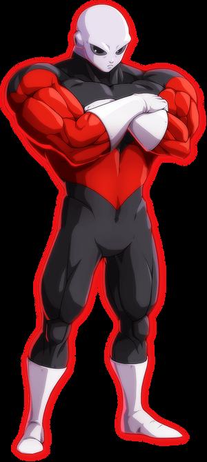 Dragon Ball Fighterz Jiren
