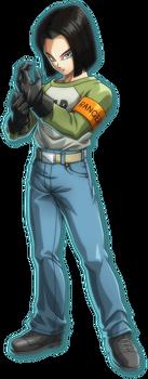 Dragon Ball Fighterz C17