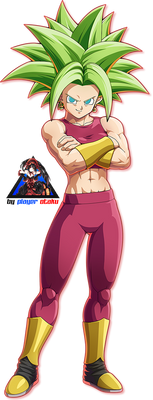 Dragon Ball Fighterz Kefla SSJ2