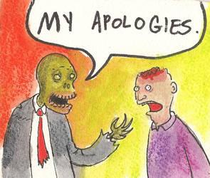 My Apologies.