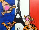 Tiggas in Paris