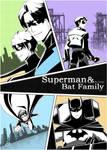 Super and BatFamily