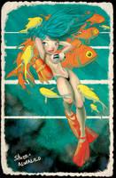 alohalilo's scuba girl by shoze