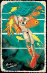 alohalilo's scuba girl