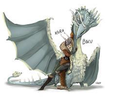 JAC - dragon tamer 6