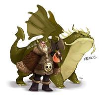 JAC - dragon tamer 7