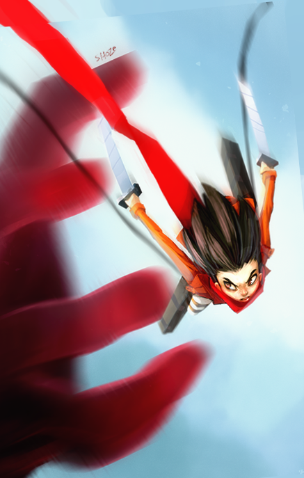BA s5 - attack on titan by shoze