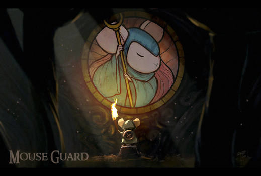 BA - mouse guard