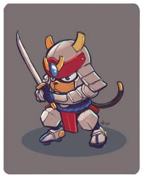 samurai pizza cat - remake