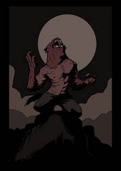 BA - werewolf transformation II