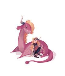 BA - dragon rider