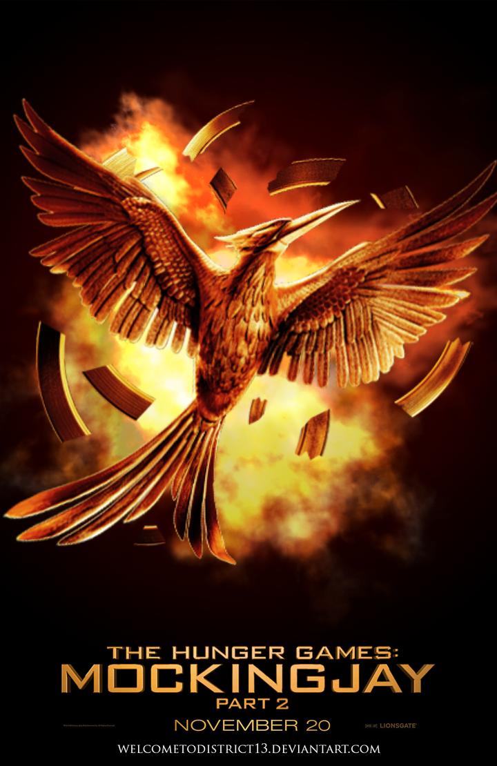 Hunger games mockingjay part 2 release date