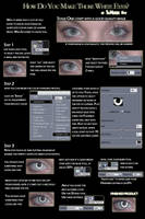 Tutorial - White Eyes by ScWeeGee-Boy