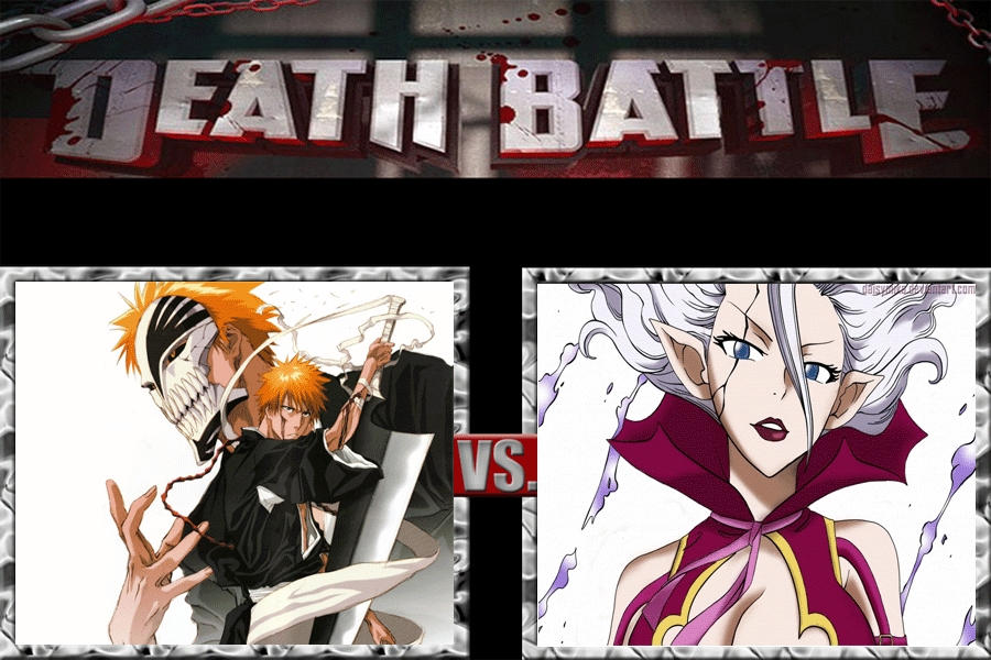 Death Battle Ichigo Kurosaki Vs Mirajane Strauss By Jackskellington416 On Deviantart Mirajane strauss vs tier halibel (abandoned). death battle ichigo kurosaki vs