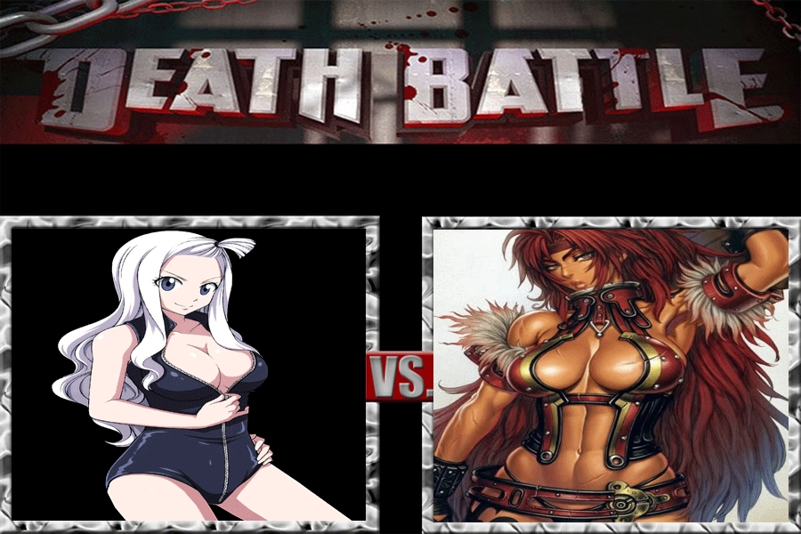 Death Battle Mirajane Strauss Vs Risty By Jackskellington416 On Deviantart Fairy tail is ending soon. death battle mirajane strauss vs risty