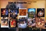 Top 10 Favorite George Lucas Films