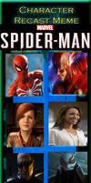 Marvel Spider-Man Recast