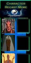 DreamWorks Animation Movie Villains Recast Meme