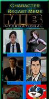 Men in Black: International Recast