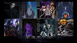 The Black Lantern Corps (2)