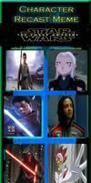 Star Wars Episode VII: The Force Awakens Recast