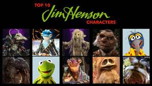 My Top 10 Favorite Jim Henson Characters