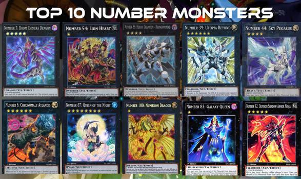 My Top 10 Favorite Number Monsters (2)