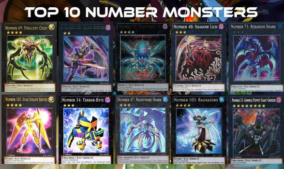 My Top 10 Favorite Number Monsters (3)