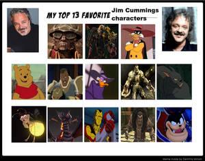 My Top 13 Favorite Jim Cummings Characters