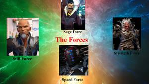 The Villainous Forces