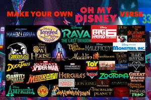 My Oh My Disney-Verse