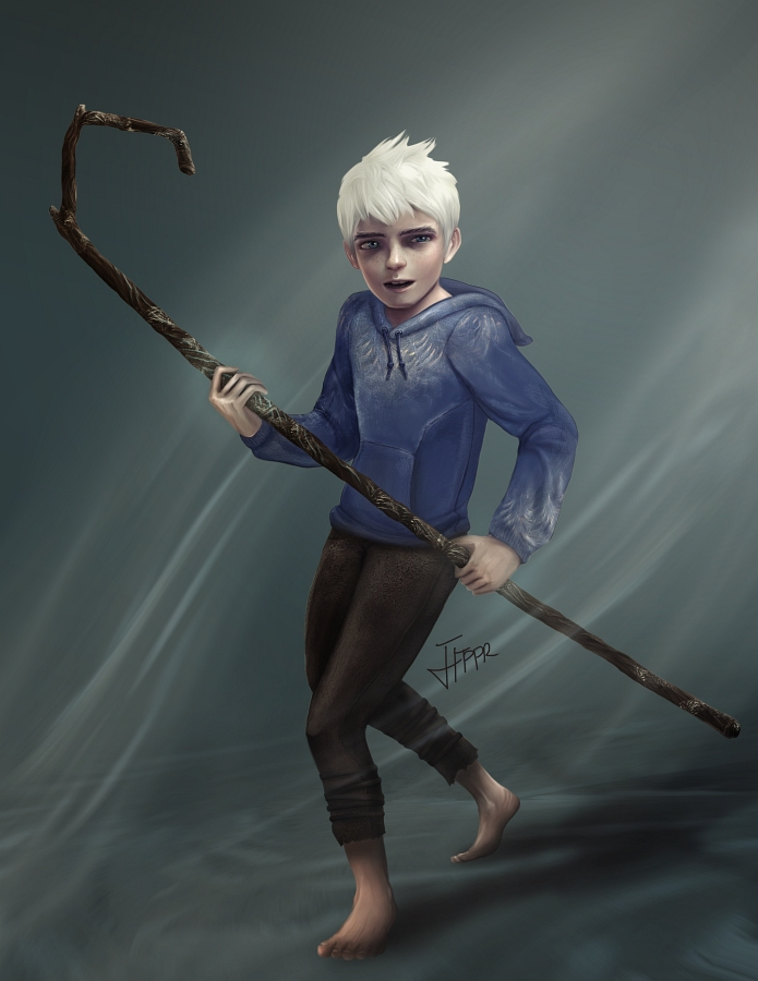 Jack Frost by pbozproduction