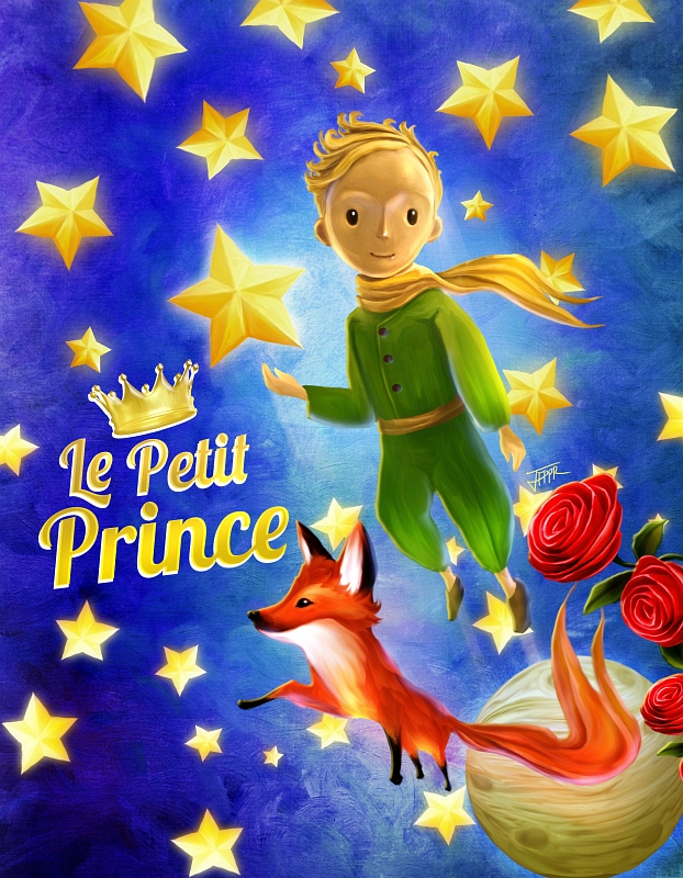 Le Petit Prince by pbozproduction