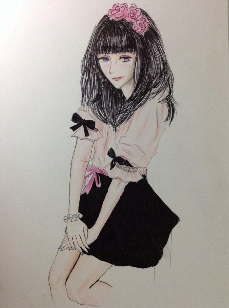 Airi Imai by MizzDorkyAnna