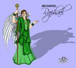 Archangel Refael by L7A