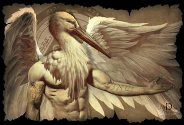 Demon SHAZ [goetia spirit]